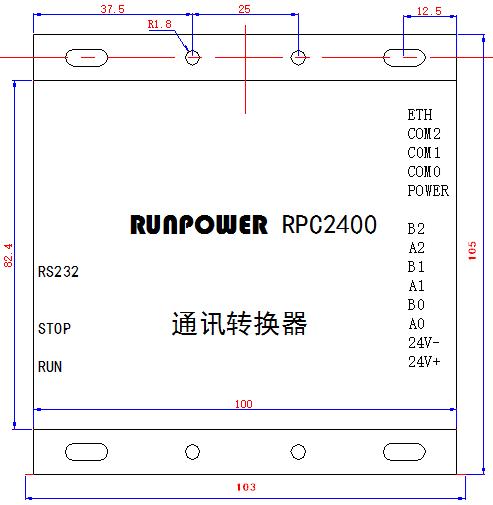 图1  RPC2400模块图.png